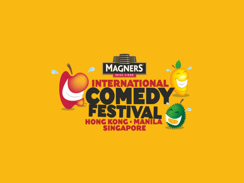 2015 Magner's International Comedy Festival